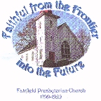 Fairfield Church Pamphlet 1999