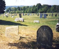 Graves of Daniel and Ruth (Tuttle) Axtell
